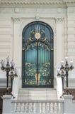 Palácio grande real em Banguecoque fotografia de stock