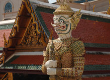 Palácio grande Tailândia Imagem de Stock Royalty Free