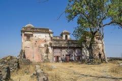 Palácio histórico Dhar fotos de stock
