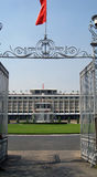 Palácio Ho Chi Minh City Vietnam da reunificação fotos de stock royalty free