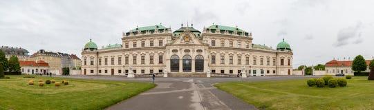 Palácio I do Belvedere imagem de stock royalty free
