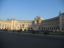 Palácio imperial imagens de stock