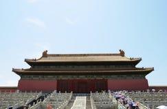 Palácio imperial de Beijing Imagem de Stock Royalty Free