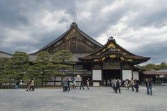 Palácio imperial de Kyoto Foto de Stock