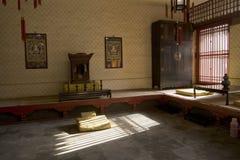 Palácio imperial de Shenyang Fotos de Stock Royalty Free