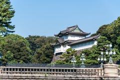 Palácio imperial do Tóquio imagem de stock royalty free