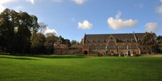 Palácio imperial em goslar fotografia de stock royalty free