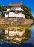 Palácio imperial, Tóquio Fotografia de Stock