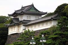 Palácio imperial, Tokyo, Japão Foto de Stock Royalty Free