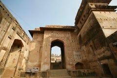 Palácio india de Orchha Fotos de Stock