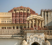 Palácio India do vento Foto de Stock