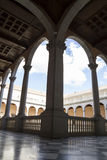 Palácio interno, Alcazar de Toledo, Espanha Fotos de Stock Royalty Free