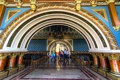 Palácio interno da cultura em Iasi Foto de Stock Royalty Free