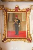 Palácio interno de Mohammed Ali - o Cairo imagem de stock