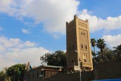 Palácio interno de Mohammed Ali - o Cairo foto de stock royalty free