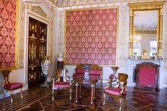 Palácio interno de Yelagin Fotografia de Stock Royalty Free