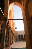 Palácio islâmico velho no Cairo, Egito fotos de stock royalty free