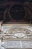 Palácio islâmico velho no Cairo, Egito imagens de stock