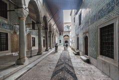 Palácio Istambul de Topkapi Fotografia de Stock Royalty Free