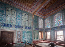 Palácio Istambul de Topkapi Foto de Stock