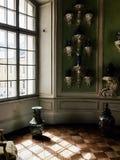Palácio latvia de Rundale Imagem de Stock