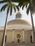 Palácio legislativo federal venezuelano do conjunto nacional, Caracas imagens de stock royalty free