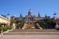 Palácio nacional Imagens de Stock Royalty Free