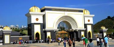 Palácio nacional novo fotografia de stock