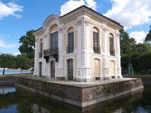 Palácio no parque Imagens de Stock