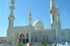 Palácio nos emirados foto de stock
