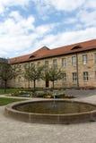 Palácio novo em Bayreuth, Alemanha, 2015 imagens de stock royalty free
