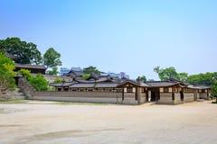 Palácio ou Changdeokgung de Changdeok o 17 de junho de 2017 em mares do verão Foto de Stock
