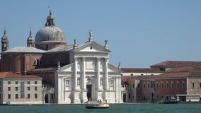 Palácio ou construção do governo em Veneza Itália imagem de stock royalty free