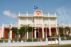 Palácio presidencial fotografia de stock