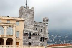 Palácio principesco de Monaco Fotografia de Stock