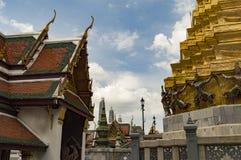 Palácio real Banguecoque Tailândia Imagem de Stock Royalty Free