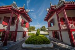 Palácio real da dor do estrondo Fotos de Stock Royalty Free