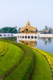 Palácio real da dor do estrondo Fotografia de Stock Royalty Free