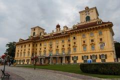 Palácio real de Esterhazy Fotografia de Stock