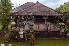 Palácio real de Karangasem fotografia de stock royalty free