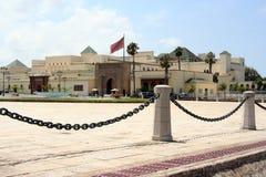 Palácio real de rabat fotografia de stock royalty free