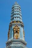 Palácio real em Banguecoque Imagens de Stock