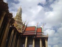Palácio real tailandês Imagens de Stock Royalty Free