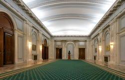 Palácio Salão do parlamento Fotografia de Stock Royalty Free