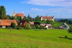 Palácio St Martin de Graz Fotos de Stock Royalty Free