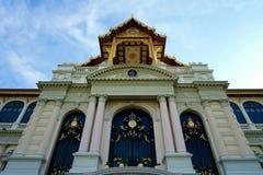 Palácio tailandês Foto de Stock Royalty Free