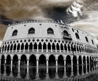 Palácio Veneza do Doge Foto de Stock