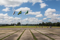 Palácio da Alvorada - Brasília - DF - Brazil Royalty Free Stock Photos