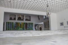 Palácio dos Bandeirantes - Noble room - São Paulo - Brazil Stock Images