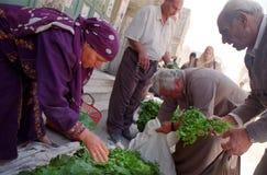 Palästina-Markt Stockbilder